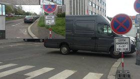 Bojkot na Letné: Řidiči ignorují čištění ulic. Žijí v omylu, že se jim nic nestane