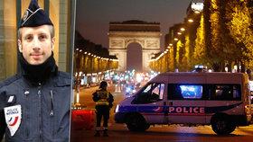 Při teroru v Paříži zemřel policista Xavier. Pomáhal otevřít vystřílený Bataclan