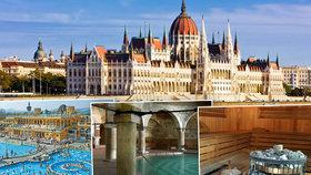 Lázně v Budapešti: Wellness s historickou tváří a moderním leskem!