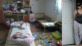 Matka šesti dětí prý ničí jeden dům za druhým: Tenhle bordel není můj!