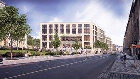 Palác Stromovka mění název na Letná OC. Přijďte v úterý na prezentaci projektu