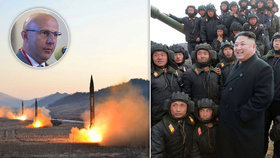 Ženou Trump s Kimem svět do války? Expert: Hrozí jaderný útok na Jižní Koreu