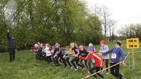 Závod Klánovickým lesem: V sobotu proběhne tradiční Běh o pohár starosty Prahy 21