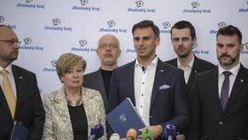Hejtmanka Stráská odstoupila z kandidátky ČSSD. Nesouhlasí s vyškrtnutím Zimoly