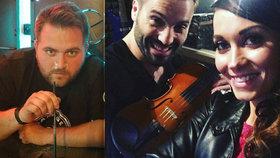 Noidova houslistka poprvé promluvila: Expartner se mi mstí!