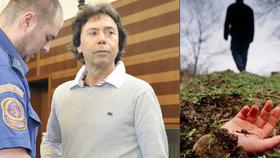 Vražda podnikatele Taubeho: Před smrtí ho mučili opíjením a lámali mu prsty