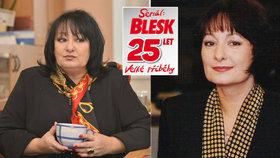 Kam zmizela hvězda Novy Eva Jurinová? Je z ní zklamaná ex starostka