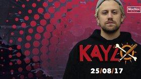 Trap nářez v centru Prahy: Kayzo se předvedl na jedničku a vyprodal klub