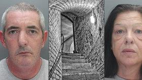 Prostitutka s přítelem podvedli seniora! Drželi ho ve sklepě a mučili