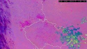 Unikátní snímek: Čarodějnice z vesmíru! Jak se v Česku pálily vatry?