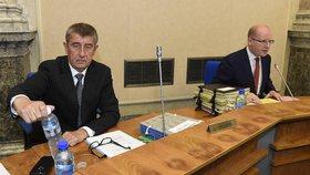 Sobotka jednal s Babišem o nové ministryni, vládní krize nekončí