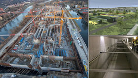 Po třech letech hotovo: Nová čistička odpadních vod v Praze začne fungovat příští týden