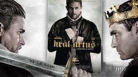 Král Artuš je v novém filmu Guye Ritchieho sexy akční hrdina
