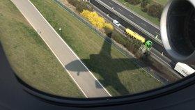 Nevrlí Pražané kvůli hluku z letadel: Může za to počasí nebo údržba, říká letiště
