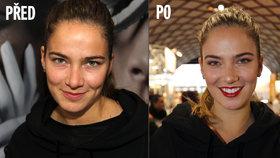 Šokující foto: Skutečná tvář České Miss Bezděkové! Tvář plná akné