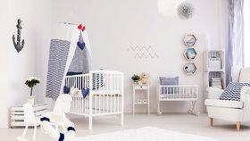 Dětská postel musí být pohodlná i pro vás: Aby se mu dobře spalo