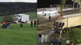 Konec vraždících kamionů? Tahle vychytávka mohla zachránit v Nice životy