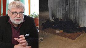 Očima Josefa Klímy: Vrah držel bezdomovce doma jako hračku pro děti!