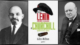 Recenze: Kde je Leninův mozek? Kdo byl americký císař? Milton dokazuje, že dějepis není nuda