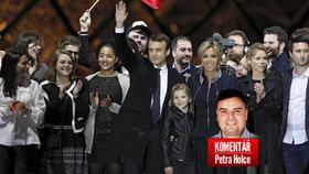 Komentář: Konec EU se odkládá, Macron vyhrál. Levné Česko ale moc rád nemá