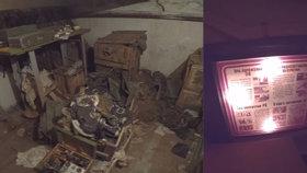 Video: Muž narazil na opuštěný sovětský bunkr, uvnitř našel plynové masky i léky