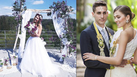 Další falešná svatba Bezděkové? Proč si bereš každý měsíc někoho jiného, napsal zhrzený přítel