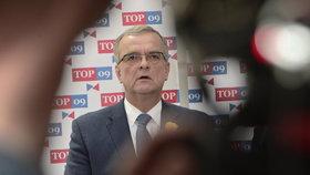 """TOP 09 prchají členové. Vadí prý Kalousek a loajální """"partajníci"""""""