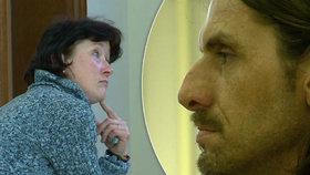 Michal K. utýral matku své družky k smrti: Soud mu dal osm let