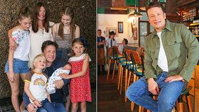 Vyždímaný šéfkuchař Jamie Oliver: Chce si nechat podvázat varlata!