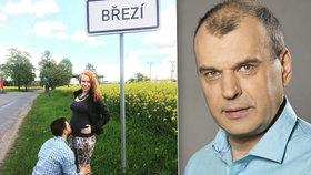 Herec Petr Rychlý (51) se těší na miminko! Radostnou zprávu přinesl jeho syn Matěj