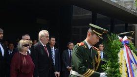 """Zeman ve """"znásilněném"""" Nankingu: Tady začala druhá světová válka"""
