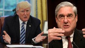 Trump se těší na výpověď k ruskému vlivu na volby. Zmínil hon na čarodějnice