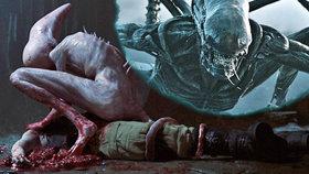 Vetřelec: Covenant očima fanouška: Zrod legendárního monstra byl předčasný
