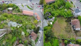 V osadě Buďánka majitel pokácel desítky stromů: Nacházely se v památkové zóně