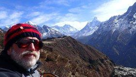 Vladimír zemřel při výstupu na Mount Everest: Drsné detaily záchranné akce