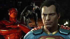 Zlý Superman není takové peklo jako mikrotransakce. Injustice 2 je přesto super bojovka