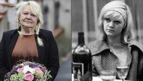 Hvězda filmu Lásky jedné plavovlásky Hana Brejchová v slzách: Smrt druhého táty!