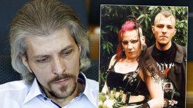 Satanista Daniel rozřezal kamaráda v rakvi a pil jeho krev: Z vězení plánoval vraždu exmanželky