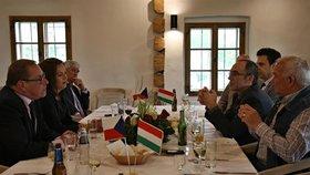 Praha 12 využije maďarské zkušenosti. Spolupracuje s Budapeští