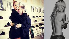 Heidi Klum oslavila 44. narozeniny odvážnou fotoknihou: Nahota na prodej!