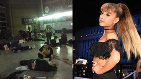 Šejdíři tvrdí, že byli při útoku v Manchesteru. Mají zálusk na lístky zdarma