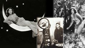 Hvězda filmu Extase Hedy Lamarr: Nahotina, co vymyslela základy internetu