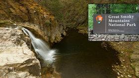 Čech zahynul v Americe: V národním parku se zřítil z vodopádu