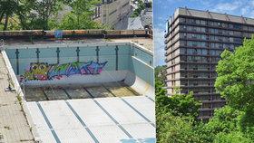 """Chátrající bazén, profukující okna: Brusel """"naleje"""" 147 milionů do hotelu Thermal"""