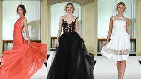 Česká móda: Jednoduše krásná! Taková je nová kolekce Taťány Kovaříkové