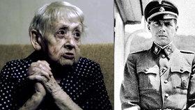 Pochovali poslední Mengeleho děvče: Na Viole (†94) dělal Doktor smrt gynekologické pokusy