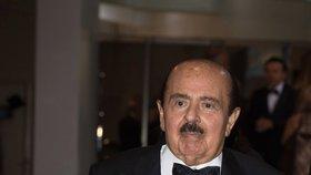 V Londýně zemřel miliardář a obchodník se zbraněmi! Měl 11 manželek na potěšení