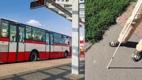 Nevidomý hrdina! V autobuse v Kunraticích oživoval muže, který zkolaboval