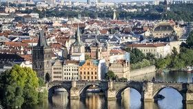 Počet ubytovaných přes Airbnb v Praze rapidně roste. Město řeší regulační vyhlášku