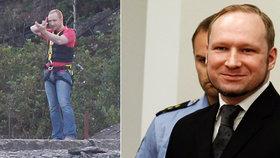 Masový vrah Anders Breivik už neexistuje: Co se stalo ve vězení?